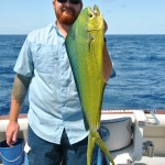 Beautiful Dorado for Mr. Mike. August
