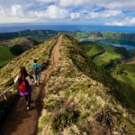 Hiking in Sete Cidades