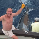 Blue Marlin for Mr. Knud