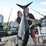112 kg Yellowfin for Peter