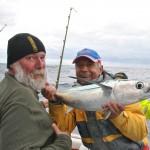 Beautiful Longfin tuna